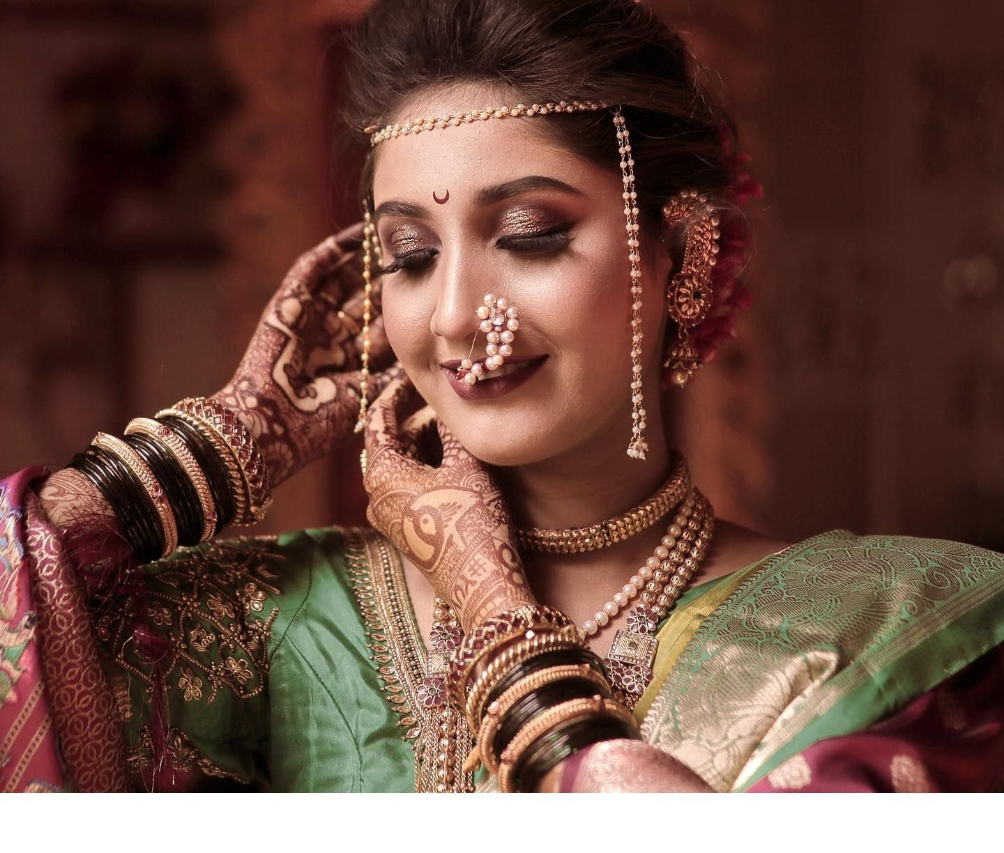 Knowing these secrets will make your Kolhapur Bride look amazing