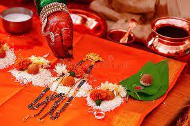 Wedding Day Rituals of Brahmin Vadhuvar